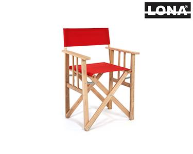 Cadeira Realizador | Vermelho