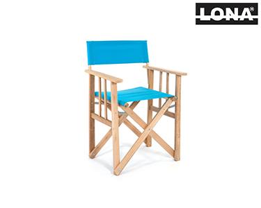Cadeira Realizador | Azul Turquesa