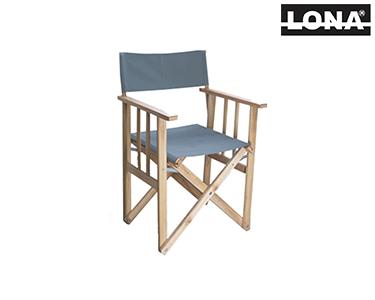 Cadeira Realizador | Cinza