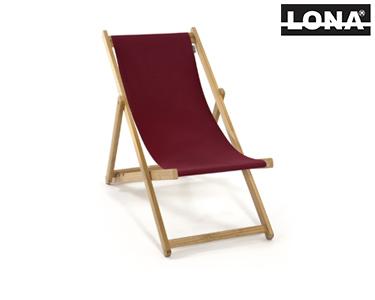 Cadeira de Descanso | Bordô
