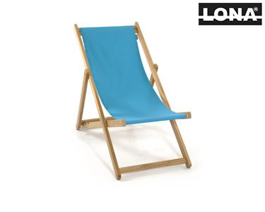 Cadeira de Descanso | Azul Turquesa