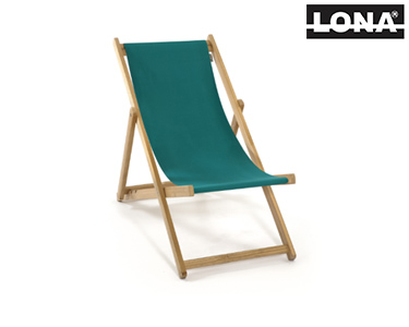 Cadeira de Descanso | Verde Água