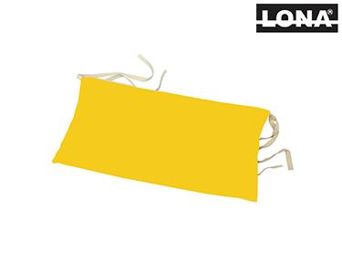 Almofada de Cabeça p/ Cadeira de Descanso   Amarelo
