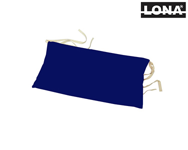 Almofada de Cabeça p/ Cadeira de Descanso   Azul
