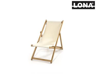 Cadeira Pequena de Descanso   Bege