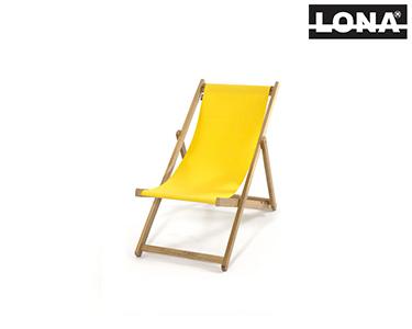 Cadeira Pequena de Descanso | Amarelo