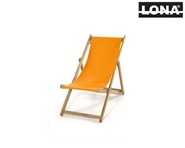 Cadeira Pequena de Descanso | Laranja