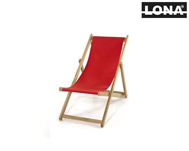 Cadeira Pequena de Descanso | Vermelho