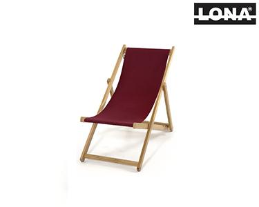 Cadeira Pequena de Descanso | Bordô