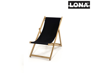 Cadeira Pequena de Descanso | Preto