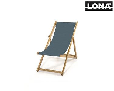 Cadeira Pequena de Descanso | Cinza