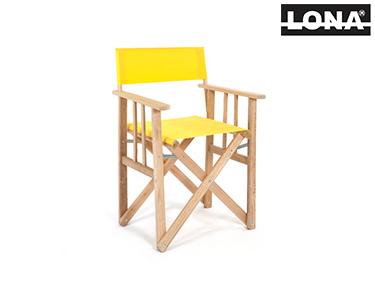 Cadeira Pequena Realizador | Amarelo
