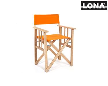 Cadeira Pequena Realizador | Laranja