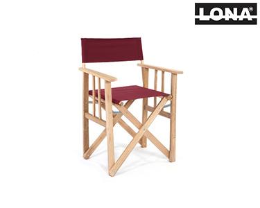 Cadeira Pequena Realizador   Bordô