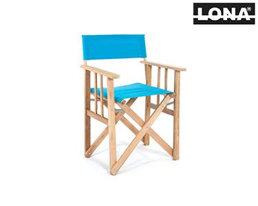 Cadeira Pequena Realizador | Azul Turquesa