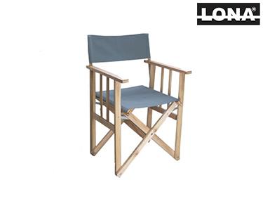 Cadeira Pequena Realizador | Cinza