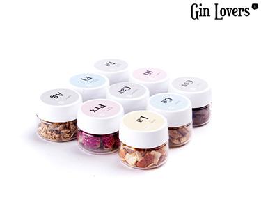 Gin Lovers® | Botânicos Gourmet Pack 2
