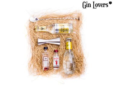 Gin Lovers® ®   Kit  Miniaturas Beefeater