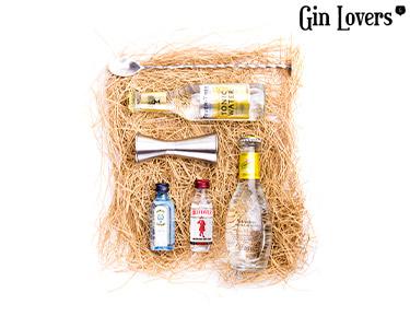 Gin Lovers® ® | Kit Miniaturas Beefeater + Bombay