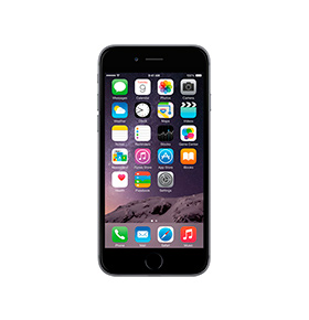 iPhone® 6 16GB Space Grey | Recondicionado A+