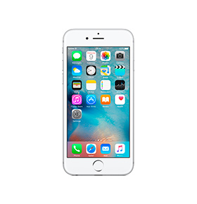 iPhone® 6 16GB Silver | Recondicionado A+