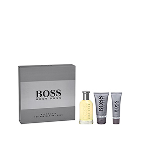 Coffret Hugo Boss® Homem | Boss Bottled 100 ml & After Shave & Gel de Duche