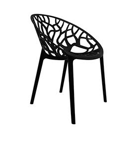 Cadeira Nido | Preto