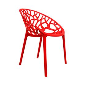 Cadeira Nido | Vermelho