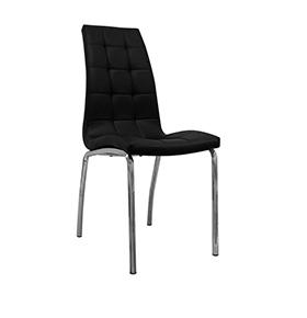 Cadeira Liam | Preta