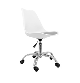Cadeira de Escritório Neo | Branca
