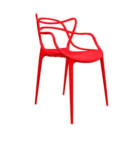 Cadeira Korme | Vermelho