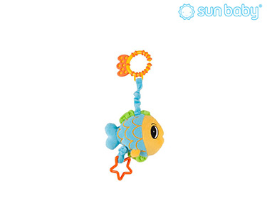 Peixinho p/ Pendurar | Som e Vibração