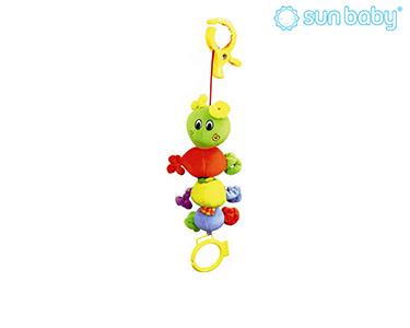 Brinquedo p/ Pendurar | Lagartixa Vibrante