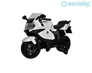 Moto Eléctrica BMW K1300S | Branco
