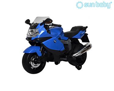 Moto Eléctrica BMW K1300S | Azul