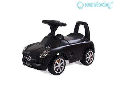 Carrinho Mercedes | Preto