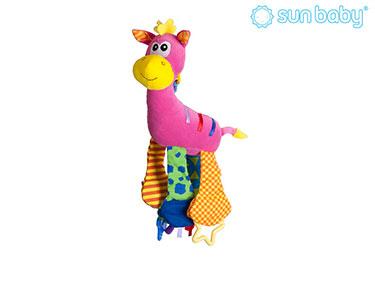 Brinquedo Girafa Vibrante