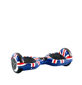 Skate Eléctrico iWatBoard i6 | Union Jack