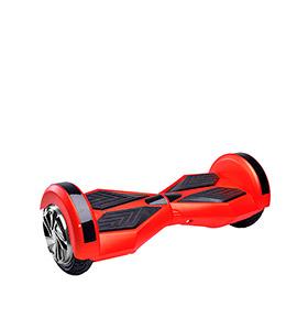 Skate Eléctrico iWatBoard i8   Vermelho