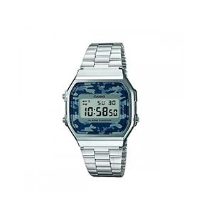 Relógio Casio® Collection A168WEC-1EF | Prateado