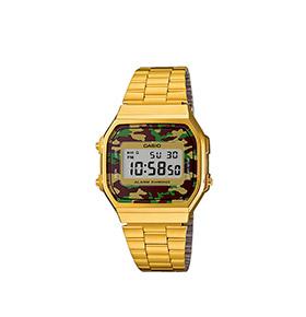 Relógio Casio® Collection A168WEGC-3EF | Dourado