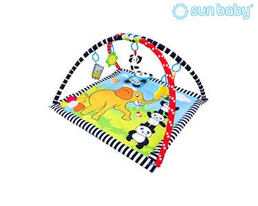 Tapete Panda c/ Piano