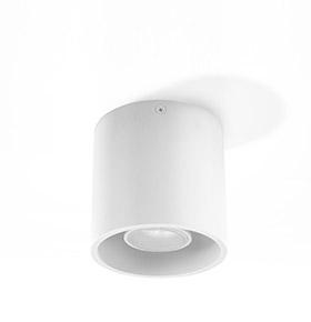 Candeeiro de Tecto NL.0021 | Branco