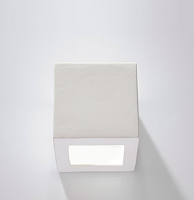 Candeeiro de Parede NL.0005 | Branco