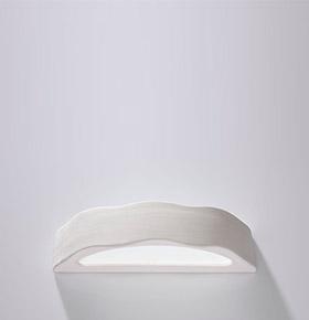 Candeeiro de Parede NL.0008 | Branco