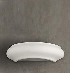 Candeeiro de Parede NL.0086 | Branco