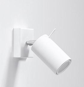 Candeeiro de Parede NL.0087 | Branco