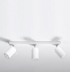 Candeeiro de Tecto NL.0089 | Branco