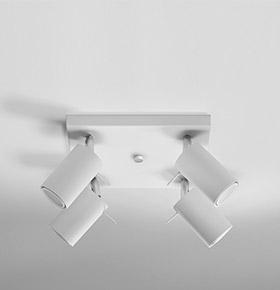 Candeeiro de Tecto NL.0090 | Branco