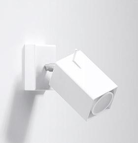 Candeeiro de Parede NL.0095 | Branco
